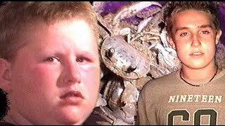 Dump Live Crabs On The Fat Kid Wake Up Prank!