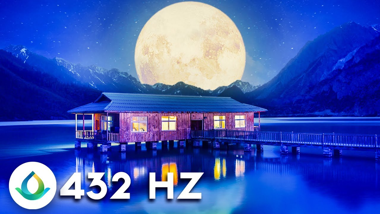 Full Moon Meditation (July 2020 Lunar Eclipse) 🌕 432 Hz Energy - Cleanse Your Home