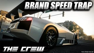 Lamborghini Murcielago LP 640 Circuit - Brand Speed Trap - The Crew Wild Run