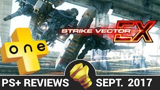PLUSone - Strike Vector EX - PlayStation Plus Review
