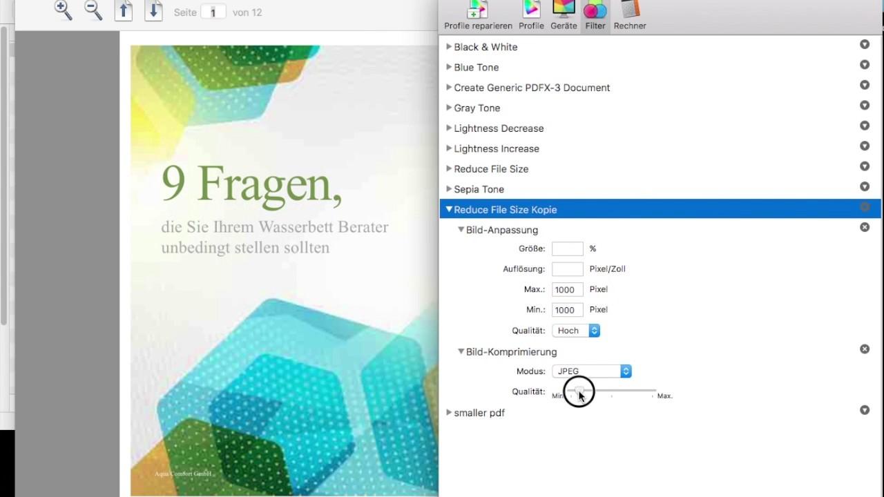 Pdf Verkleinern Mac Freeware