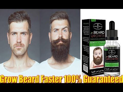 How to Grow Beard Faster 100% Guaranteed bangla review