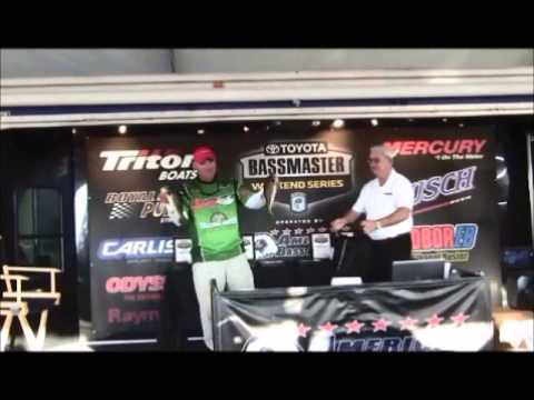2013 Bassmaster Weekend Series Championship  4 Day Hendersonville, TN  11-9-2013