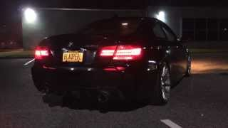 BMW 335i N54 Performance Exhaust with Secondary Cat Delete