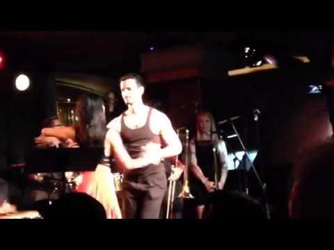 Junes Zahdi & Shakira Barrera  Salsa