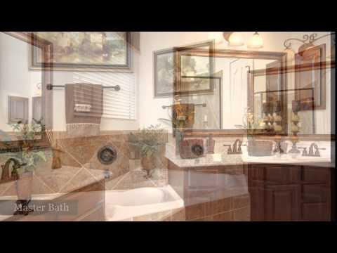 5 Bedroom Home El Paso, Tx - Santiago Model by Carefree Homes - El Paso Home Builder