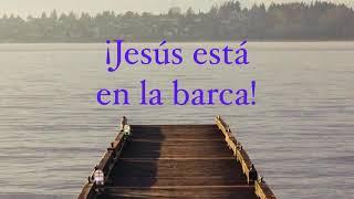 Cover images Jesús está en la barca