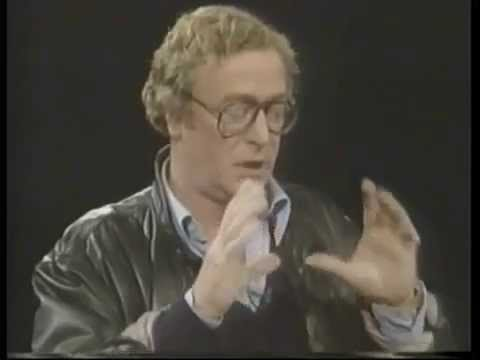 Michael Caine   Acting in Film Workshop Part 1