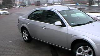 Ford Mondeo 2.0 TDCI Gold 2006 r