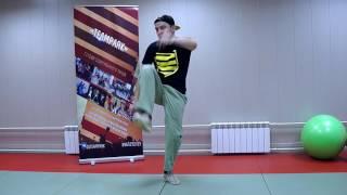 Урок № 8 l Как научиться танцевать локинг? Поинты!