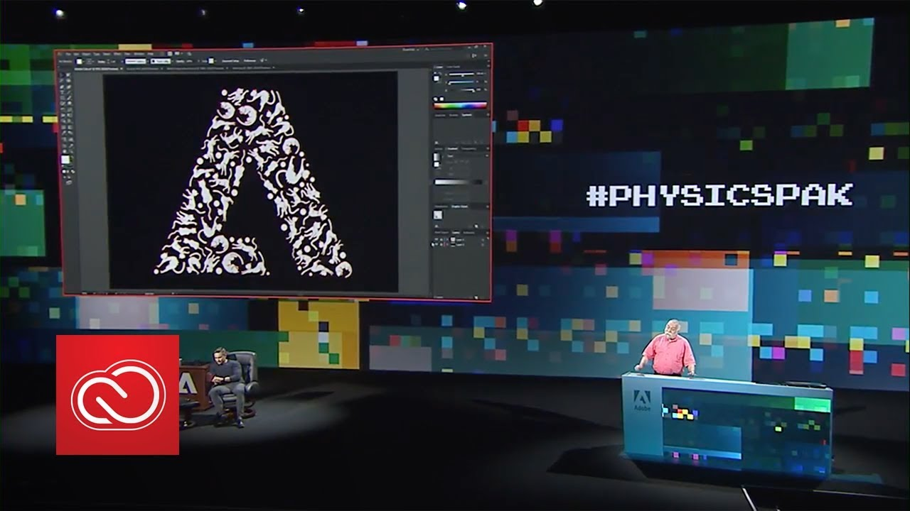 #PhysicsPak: Adobe MAX 2017 (Sneak Peeks) | Adobe Creative Cloud