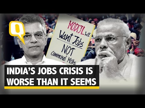 India's Jobs Crisis Is Far Worse Than What Unemployment Rate Shows   The Quint