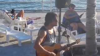 Sunset Grille, Marathon, FL - Acoustic Guitar Set