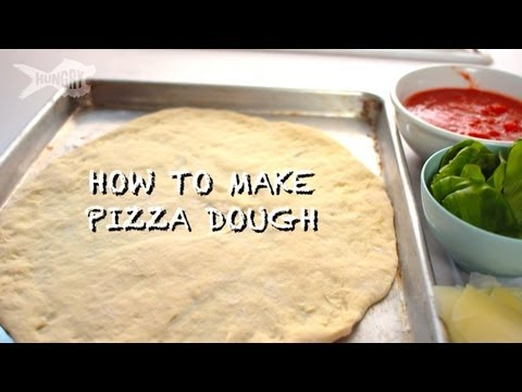 How to Make Pizza Dough From Scratch
