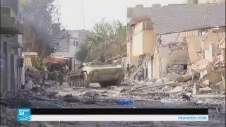 قوات الحكومة الليبية تشدد الحصار على الجهاديين في الجيزة البحرية