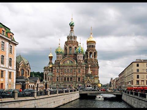 Saint Petersburg Russia San Petersburgo Rusia