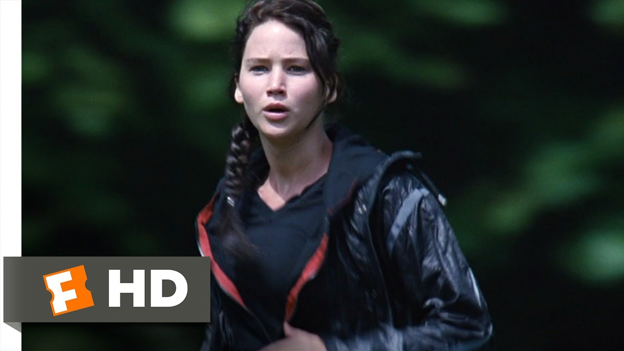 The Hunger Games (8/12) Movie CLIP - Cornucopia Bloodbath (2012 ...