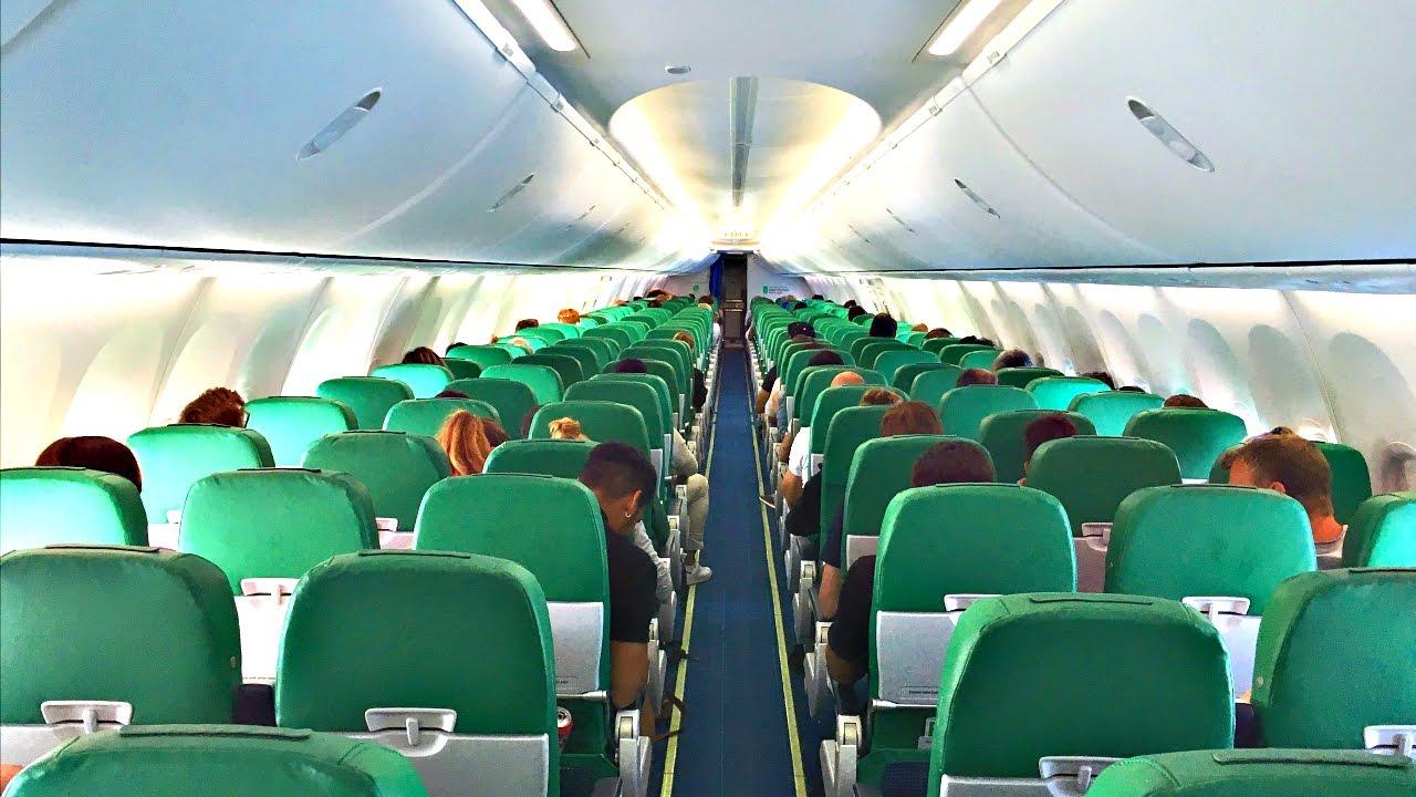 Trip report transavia boeing 737 800 palma de for Interieur 737