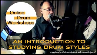How to study drum styles
