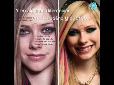 Teoría sobre la supuesta muerte de Avril Lavigne