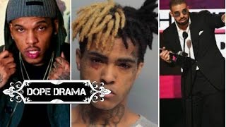 xxxtentacion Responds to 600 Breezy who stepped up for Drake 'I can get U Knocked Off in Ur Own City