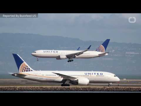 Thumbnail: Man dragged off of overbooked United Airlines flight