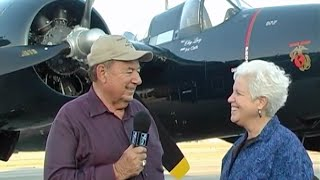 """Clay Lacy F7F Tigercat and DC-3 """"Mainliner O"""