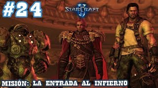 Hemos llegado a Carbonis, la cuna de los ZERG! - STARCRAFT 2 #24
