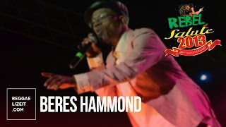 Beres Hammond - She Loves Me Now @ Rebel Salute 2016