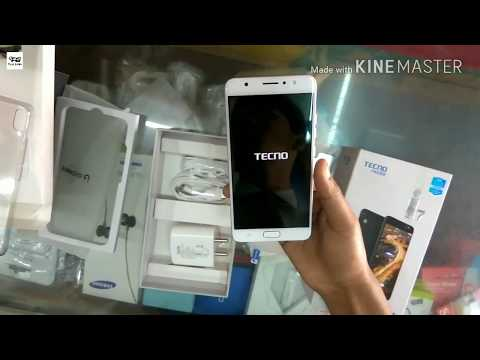 TECHNO i7 mobile Unboxing & Review - YouTube