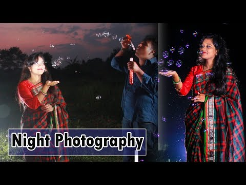 Live Photography Canon 70D & 85mm Night Photography Photovision
