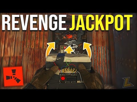 THE RICHEST ONLINE REVENGE RAID THAT GAVE JACKPOT SULFUR PROFIT - Rust Survival Gameplay (S11-E11)