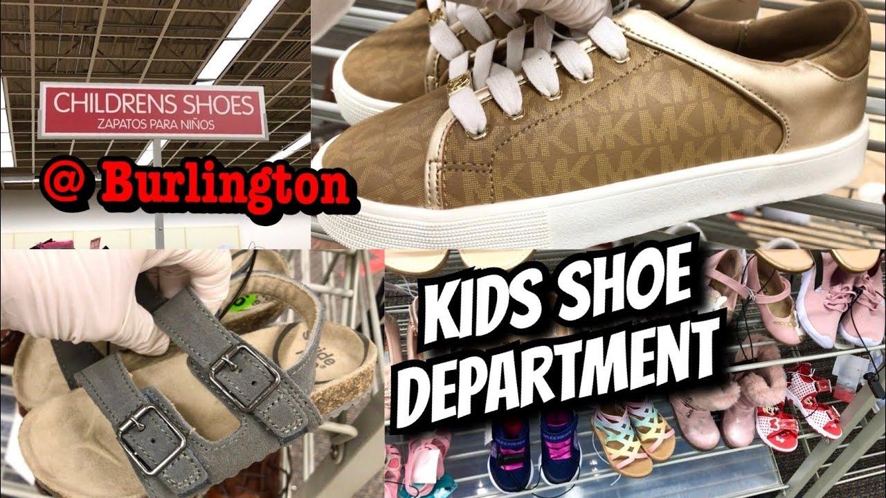 Burlington SHOP WITH ME Children's Shoe