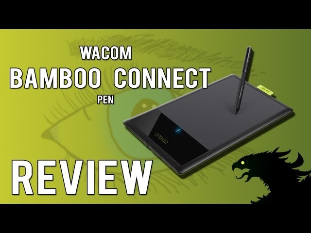 WACOM BAMBOO CONNECT TABLET DRIVER DOWNLOAD FREE