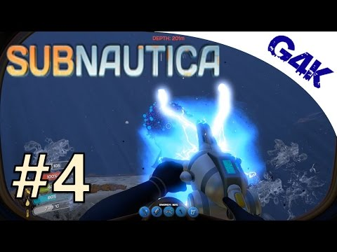 Propulsion Cannons, Koosh and Gold | Subnautica Survival | Alterra Science Release | Part 4