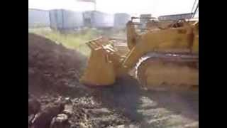 2 Caterpillar 963 Crawler Loaders with Rippers For Sale