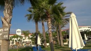 Кипр Кошки Пафос Море Променад Старость по европейски Часть 1