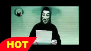 Anonymous and the Church of Scientology   Project Chanology