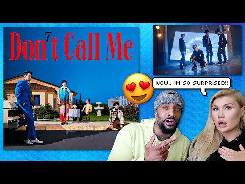 FIRST Reaction To SHINee 샤이니 'Don't Call Me' MV!!