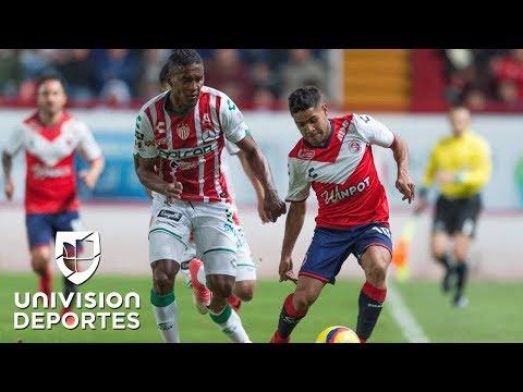 Necaxa y Veracruz dan infumable empate a cero goles en debut liguero