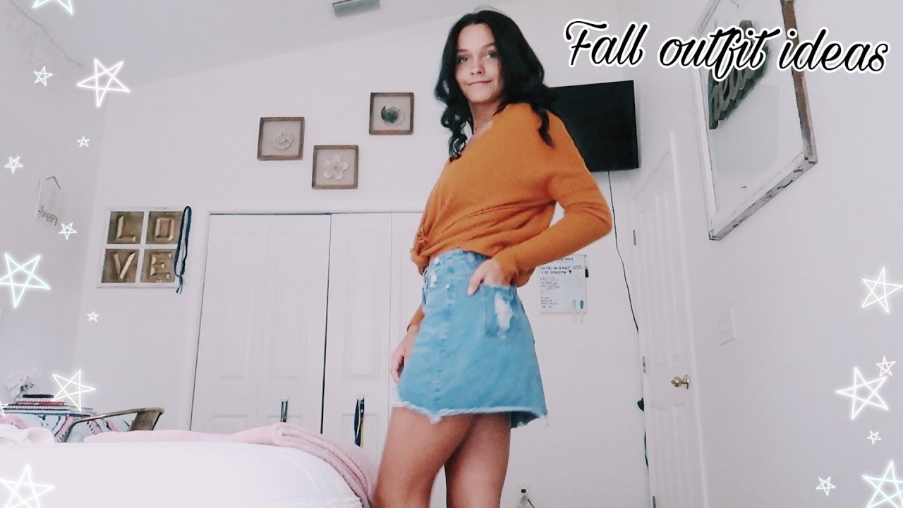 [VIDEO] – fall outfit ideas 2019