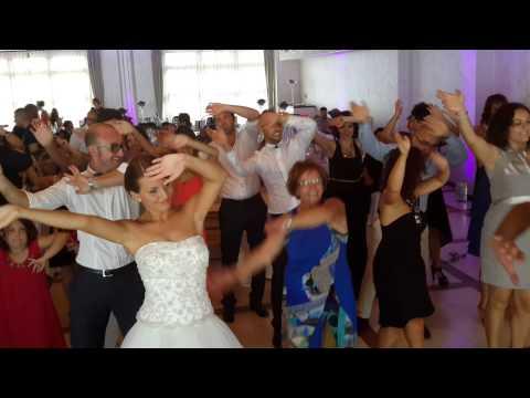 Balli di Gruppo - La Duena del Swing - Animazione per Matrimonio Villa Livia Francesco Barattucci