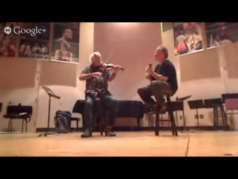 "Michael Doucet: ""Cajun Fiddling"" from the 2013 Creative Strings Workshop"