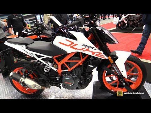 KTM  Duke - Walkaround -  Quebec Motorcycle Show