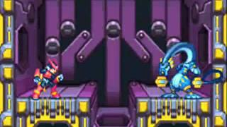 Megaman Zero 3 - BOSS RUSH