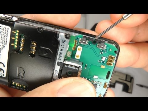 Nokia 6700 Classic Screen Repair / Case / Keyboard & Antenna Replacement