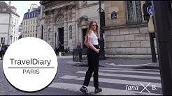 PARIS '18 - travel diary || Jana B.