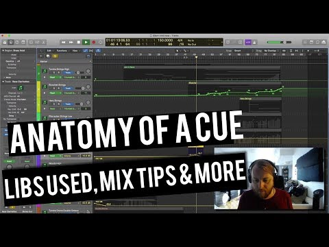 Anatomy of a Cue: Libraries Used, Mixing Tips, Automation + More