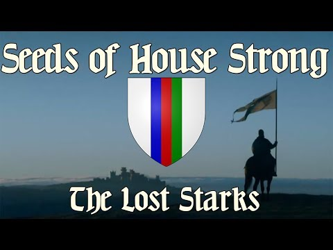 🧙‍♂️ House Strong: The Lost Starks Of The Riverlands | Fire And Blood Theory