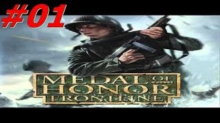 Medal of Honor Frontline  Gameplay #01 (DE,HD,Ps3)